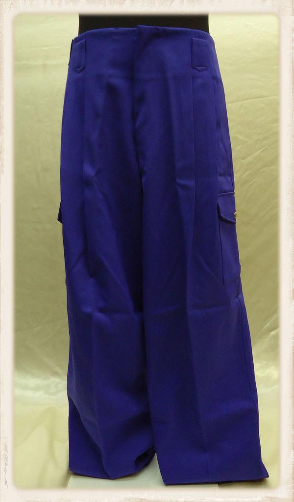 特攻パンツ 紫