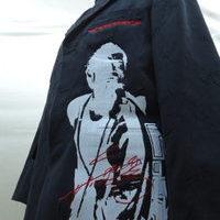 矢沢永吉刺繍 シルエット刺しゅうのサムネイル