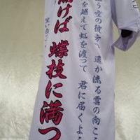 和楽器バンド衣装 特攻服刺繍 その名も「WAGAKKIBAND」のサムネイル